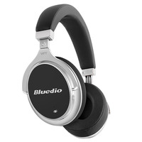 Bluedio F2 Active Noise Cancelling Wireless Bluetooth Headphones Wireless Headset With Microphone For Phones