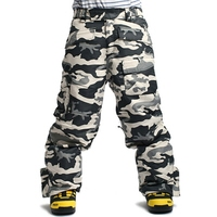 White Army Pants