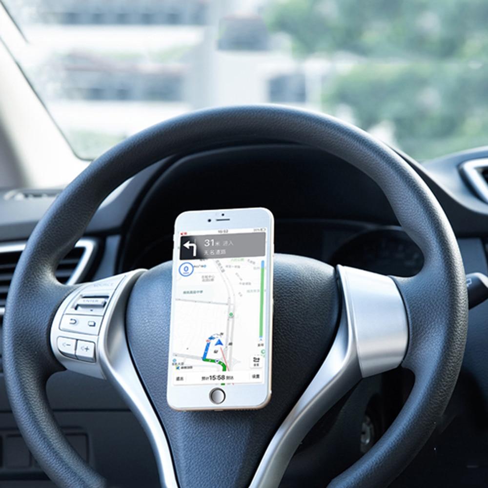 Anti-slip Mobile Phone Holder - Silicone, 2pcs