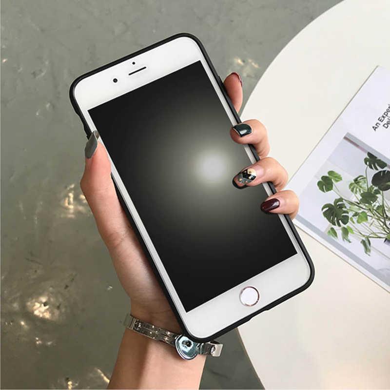 Yinuoda Coque Coque de téléphone poste Malone pour iphone X 8 8plus 7 7 plus 6 s 6 s plus 5 5 s SE