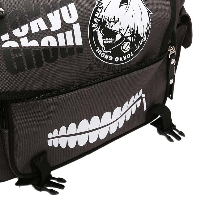 Anime Canvas Shoulder Bag (2 types)