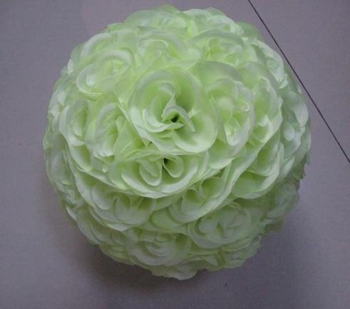 SPR 25cm 15pcs / lot unutarnje plastične poljubac loptu-cvijet loptu - Za blagdane i zabave - Foto 4