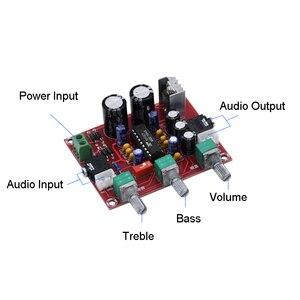 Image 3 - AC DC 12V R1075 Tone Board BBE Digital Audio Pre amplifier Processor Actuator Preamp Amplifier F1 014