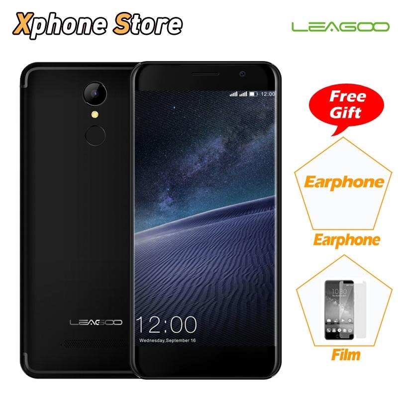 bilder für LEAGOO M5 Rand 5,0 zoll Hd-bildschirm Android 6.0 2 GB RAM 16 GB ROM MTK6737 Quad Core 4G LTE Entsperrt Smartphone 1280x720 P 13.0MP OTG