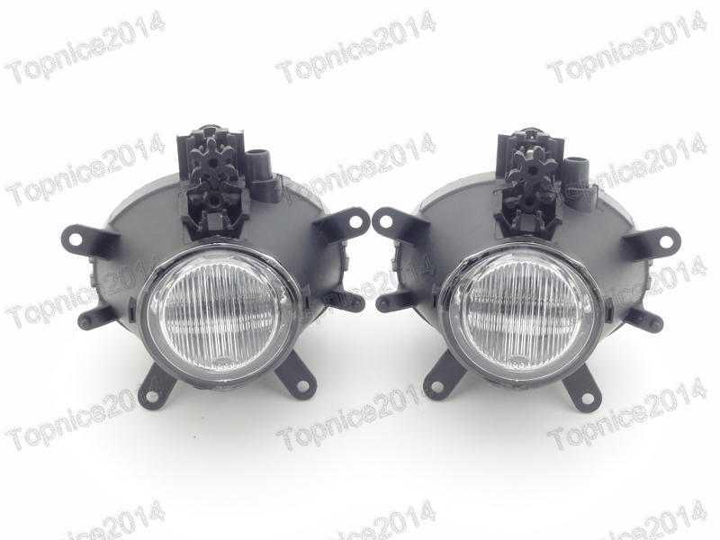 2Pcs Driving Fog Lamps Front Bumper Fog Lights For BMW 3-Series E46 2001-2004 2pcs front bumepr corner lights lights turn signal lamps for bmw 3 series e46 2001 2004