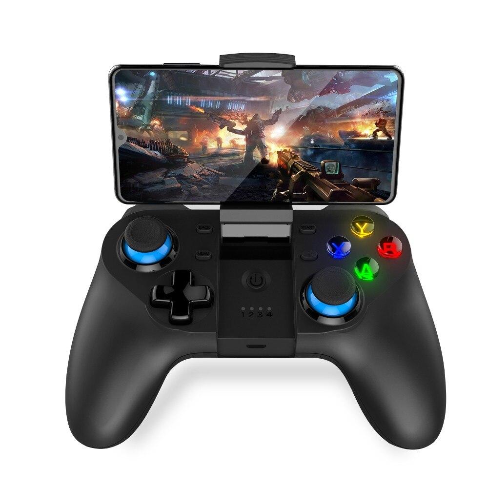 Ipega 9129 PG-9129 Bluetooth 4.0 manette de jeu pour iOS Android contrôleur sans fil manette Console PC poignée pour PUBG