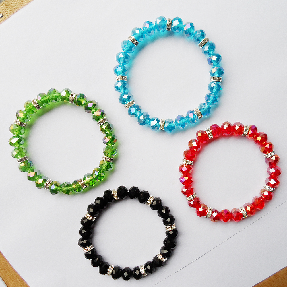 2017 New mode fashion geometric crystal bracelet,Trendy channel stting bracelet for women,fine quality wholesale