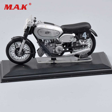 Toys for Children 1:22 ITALERI AJS E90 500cc World Champion 1949 Motorbike Diecast Motorcycle Model Collection Toy