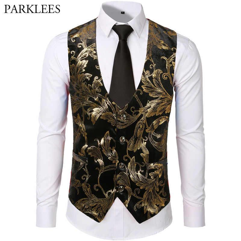 2018 bronceado Steampunk Chaleco para Hombre solo Breasted chaqueta Chaleco de los hombres novio de Boda boda vestido de fiesta traje chalecos Chaleco Hombre