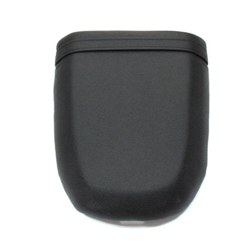 Motorcycle Seat Black Rear Pillon Passenger Seat For Suzuki GSX-R600 750 2001-2003 GSX-R1000 2000-2002