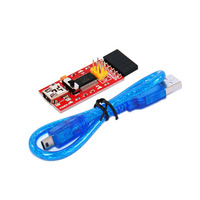 Free Shipping FTDI Basic Program Downloader USB Switch TTL FT232 Through The FCC Certification For Arduino