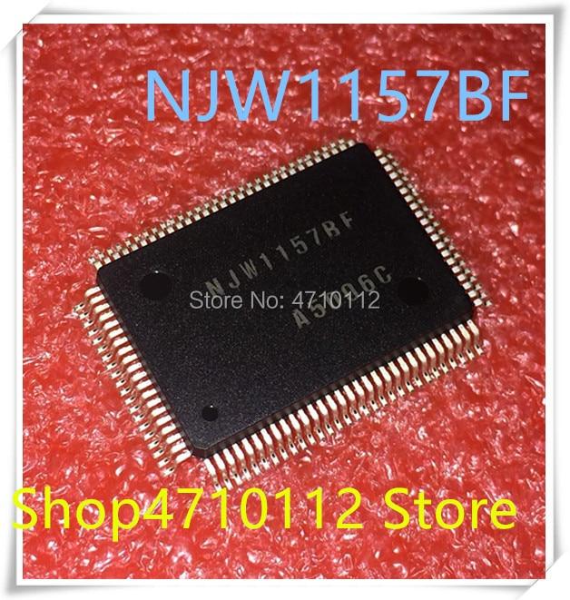 NEW 1PCS LOT NJW1157BF NJW1157 QFP 100 IC