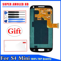 Super AMOLED HD For Samsung Galaxy S4 Mini I9190 I9192 I9195 LCD Display Touch Screen Digitizer