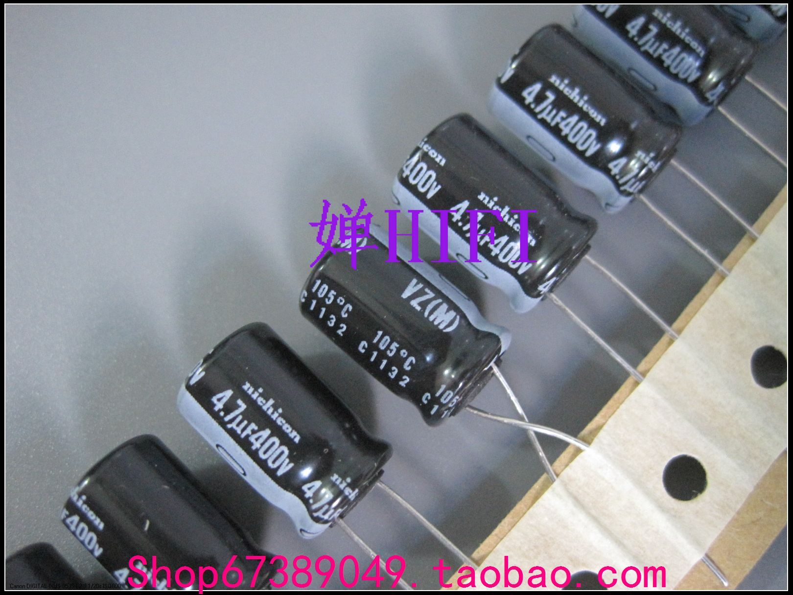 electrolytic capacitor 50pcs Japanese original VZ electrolytic capacitor 400v4.7uf 10x16mm free shipping (1)