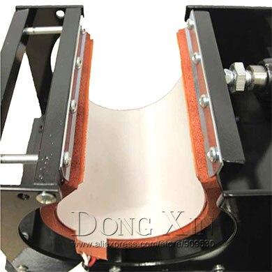 Цифровая кружка пресс машина для печати чашек, портативная цифровая кружка термопресс машина, чашка термопресс сублимационная машина