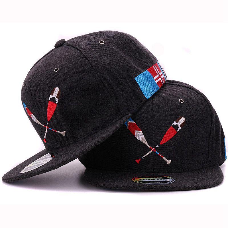 Prix pour HATLANDER Nouvelle arrivée nautique snapback cap broderie relances casquette de baseball jeunesse fraîche plat brim hip hop chapeau pour les garçons et filles