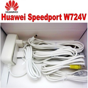 Image 5 - جهاز توجيه منزلي بمنفذ W724V ADSL ADSL2 +/VDSL2/DSL من الألياف البصرية/جهاز توجيه SIP VoIP DLNA + NAS 802.11b/g/n/التيار المتناوب