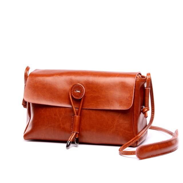 2016 quente famosa marca genuína senhoras de couro sacos de compras sacos de ombro para as mulheres do sexo feminino bolsa das mulheres casuais sacos do mensageiro