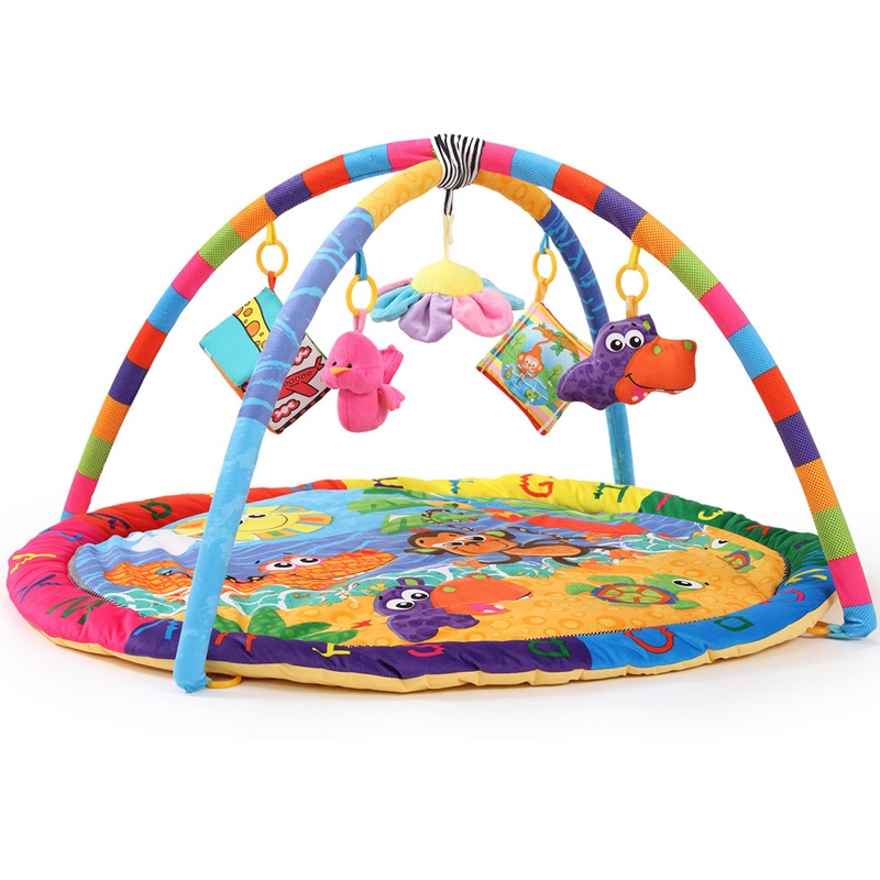 Unique Baby Musical Gym
