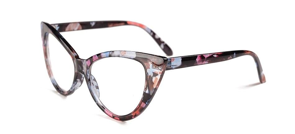 0b4524d46e7 2016 New Cat Eye Glasses Frame For Women Sexy Retro Fashion Men Nerd Glasses  Clear Lens Glasses Frame Oculos De Grau-in Eyewear Frames from Apparel ...