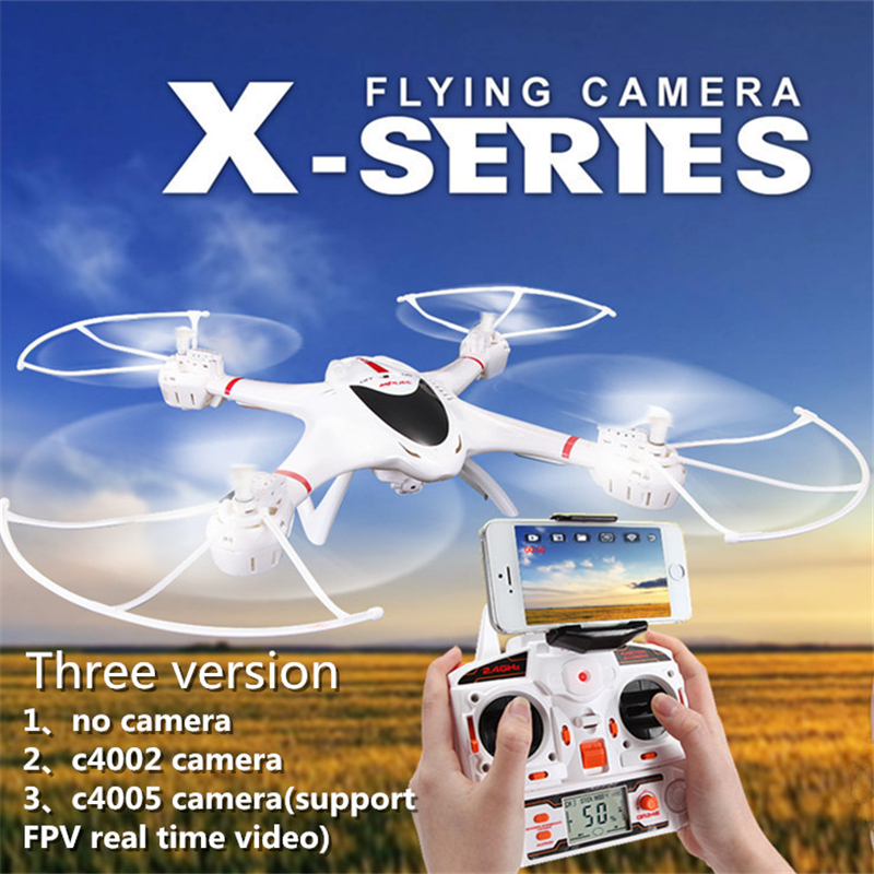 Mjx X400 dron RC Quadcopter o drone con la cámara FPV Wifi Remote Control RC hel