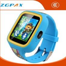 2016 neue Arrivel Smartwatch Kinder Smartwatches GPS Uhr Wasserdicht Rastreador Wecker Uhr Telefon GPS Tracker Kinder Kamera
