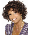 Short Wigs For Black Women Cheap Afro Kinky Curly Synthetic Wig African American