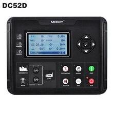 DC50D/DC52D MKII электронный генератор контрольная панель модуля для дизельного двигателя или генератора-12000009