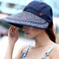 8103 Korean Version Of The New Dual Purpose Detachable Air Sun Hat Hat Bike Outdoors UV