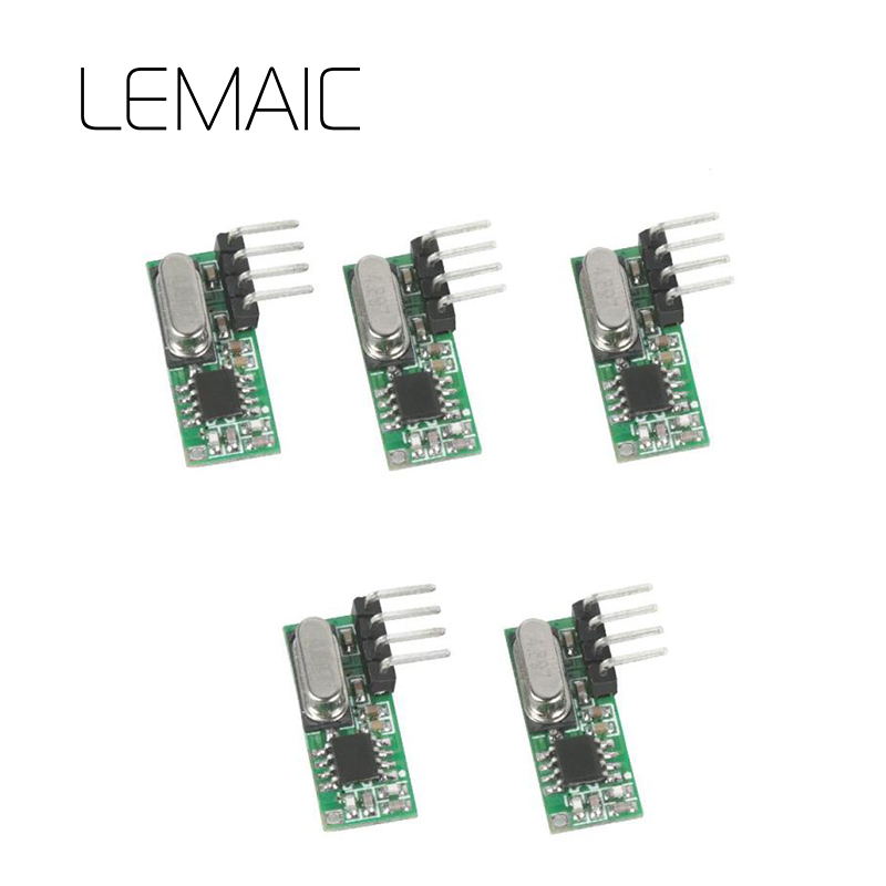 LEMAIC 315MHz RF1Pcs Serial Wireless WIFI Module Transceiver Receiver Internet Of Things Wifi Model Board High Quality esp 07 esp8266 uart serial to wifi wireless module