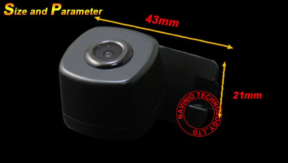 For Toyota camry from 2008 Car rear view Camera back up reverse for GPS
