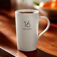 Coffee Mug Cup Classic Matte Ceramic Cup 16oz