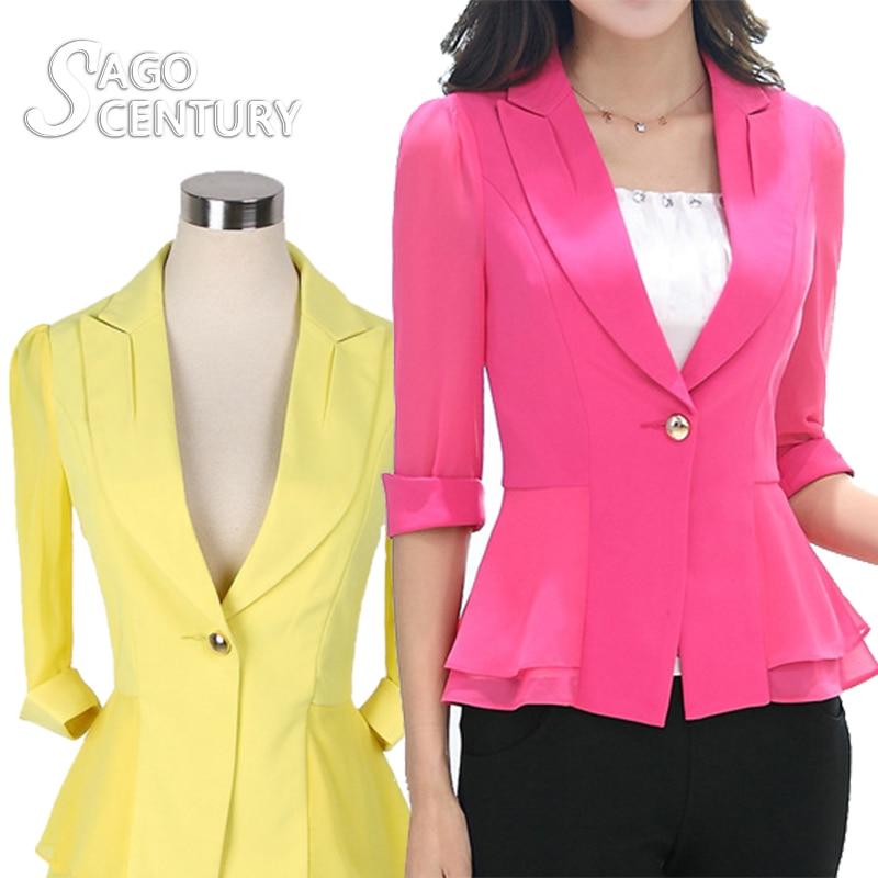 Popular Pink Summer Jacket-Buy Cheap Pink Summer Jacket lots from ...