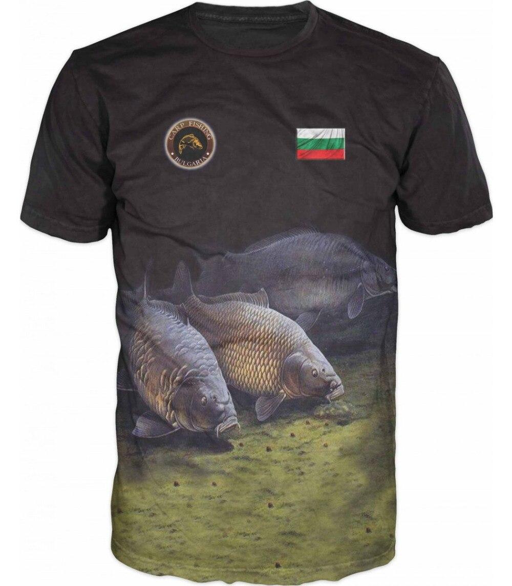 2018 Для женщин Для мужчин футболка с карпы/ловли карпа/Летающий меч с 3D футболка футболки