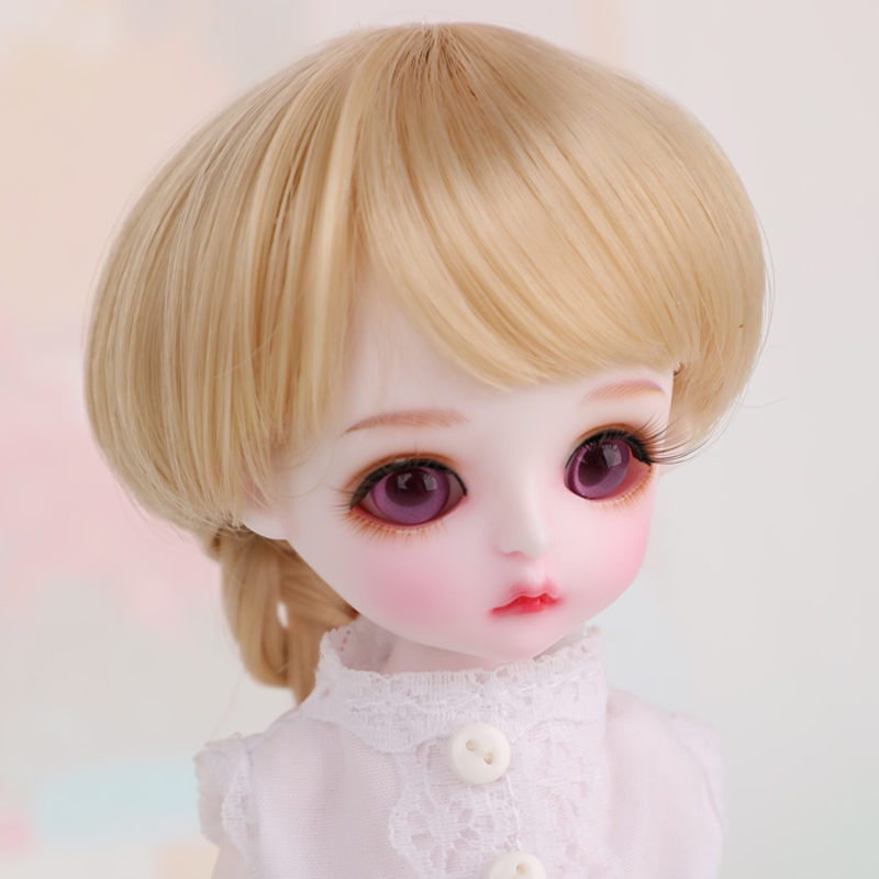 Full Set 1/8 BJD Doll BJD/SD Cute Chou Chou Miu Resin Doll With Eyes For Baby Girl Gift (Doll +Clothes+Shoes +Wig ) a500g mens watches top brand luxury tvg brand men business casual watch stainless steel strap quartz watch fashion sports watche