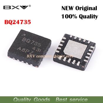 10pcs BQ735 BQ24735 BQ24735RGRR QFN-20 Battery management IC chip new original laptop chip free shipping free shipping 10pcs dap017ah dap017a lcd management ic chip