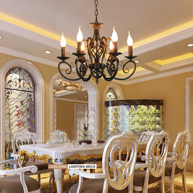 Per foyer sala da pranzo soggiorno 6 arms Moderno annate con ...