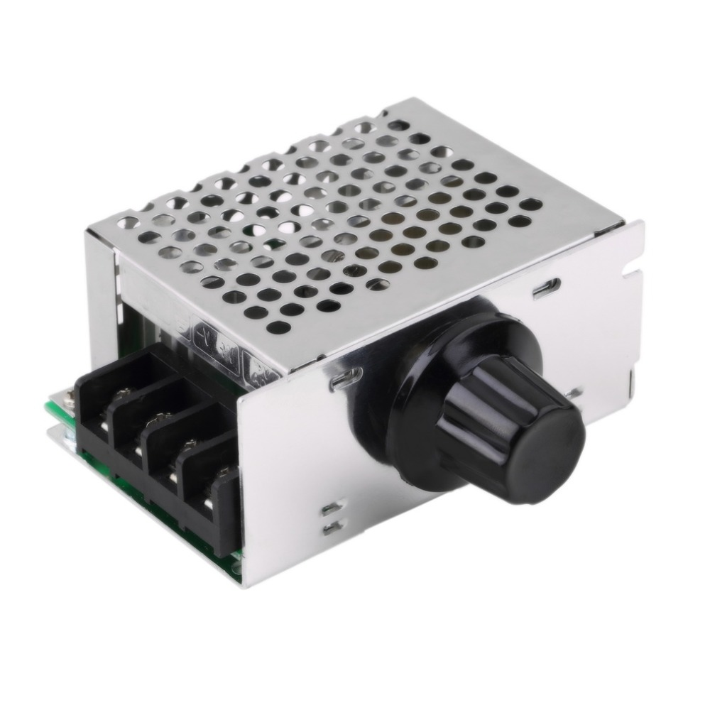 4000w 220v Scr Voltage Regulator Motor Speed Controller