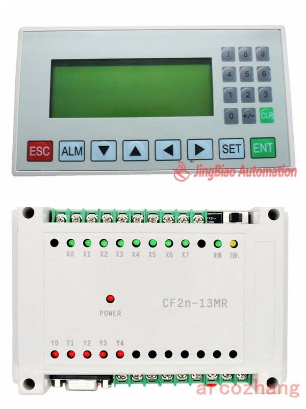 MD204L OP320-A Text display + 13MR 8 input/5 relay output кувалда truper md 6f 19884