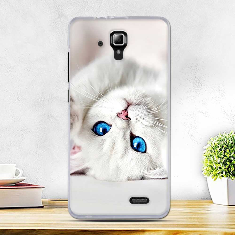 Soft TPU Mobile Cover Cases For Lenovo A536 A358T Case Soft Silicone TPU Back Cover Phone Case For Lenovo A536 A 536 Case Cover