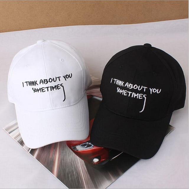 Grosir wanita snapback baseball cap lovers tenis golf topi topi musim panas  gaya ikan gadis pasangan 289a019bd4