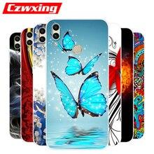 лучшая цена Honor 8C Case Honor 8C BKK-L21 Case Silicone TPU Back Cover Soft Phone Case For Huawei Honor 8C BKK-L21 BKK L21 8 C Honor8C Case