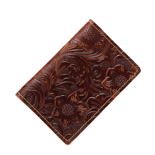 New Arrivals High Quality Cowhide Leather Card Wallets 2018 Brand Designer Vintage Style Unisex Holders Best Price Sales