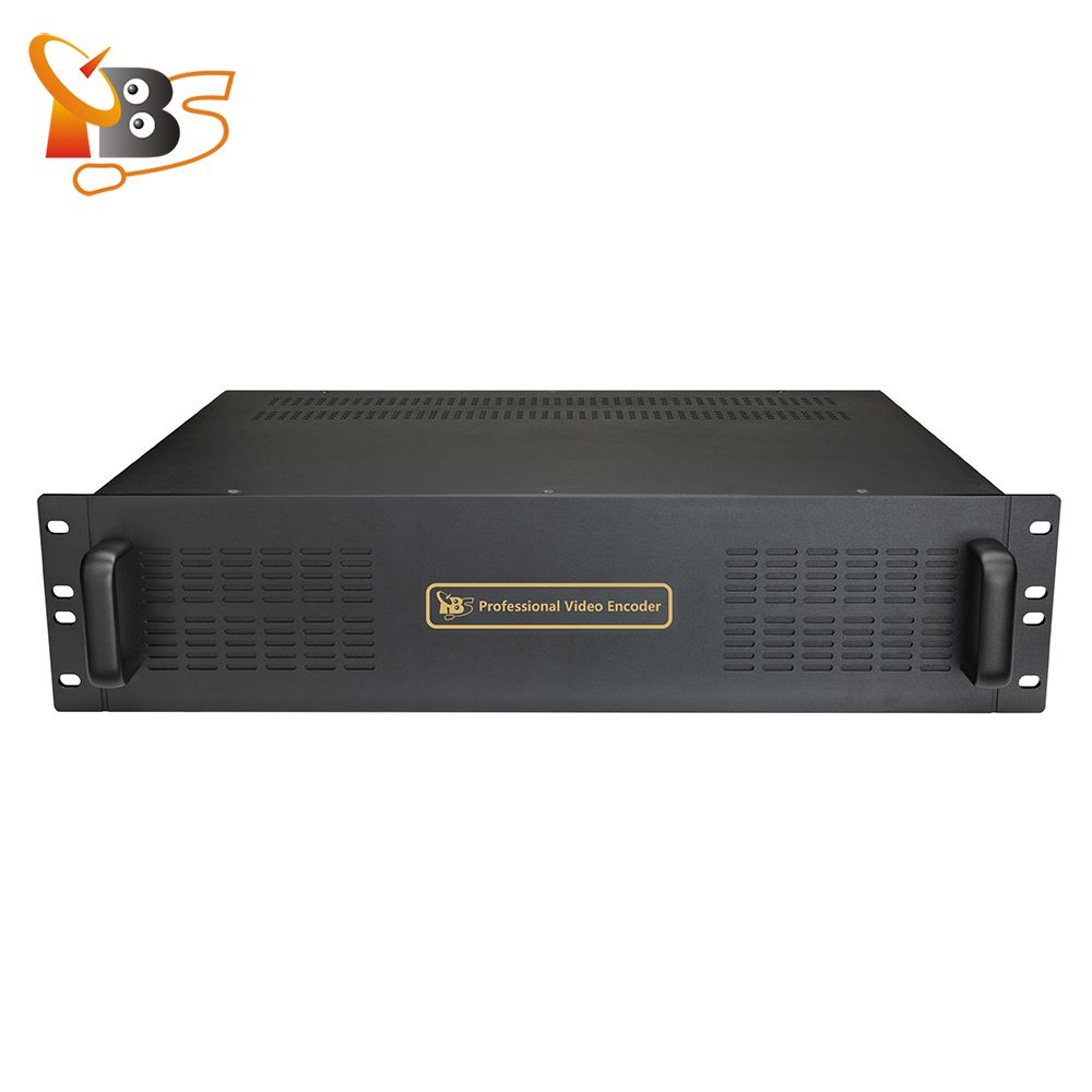 TBS2630 16 channel Professional H.265/H.264 HD SDI Video Encoder Supporting with HTTP UDP RTSP RTMP ONVIF Protocols