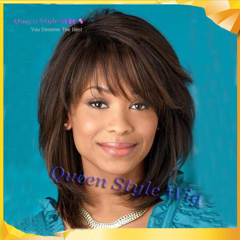 Strange Online Buy Wholesale Medium Length Layered Hair Styles From China Short Hairstyles For Black Women Fulllsitofus