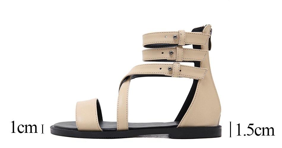 flat heel