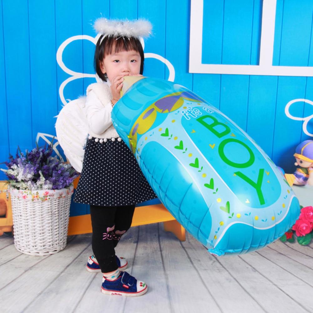 Детские, для малышей на день рождения украшения Алюминий шар 80*44 см бутылочки Алюминий шар JJ-QQ39 ...