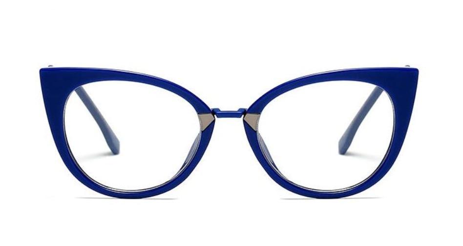 C8 blue clear lens