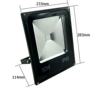 Image 5 - Holofote led rgb 1 peça, 10w 20w 30w 50w, iluminação para piscina, para áreas externas, ip65, 85 holofotes 265v + controle remoto para jardim