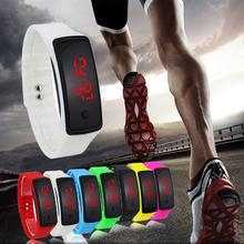 HOT Sale Unisex Digital LED Automatic Silicone High Quality Wrist Watch Smart Watch Christmas Gift Sport Clock Accessories